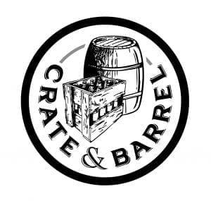 crate and barrel badge