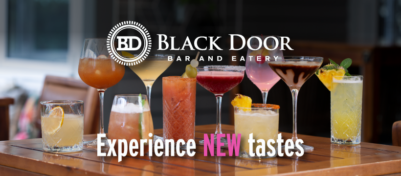 blackdoor bar and eatery