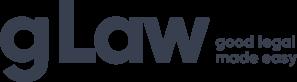 g law logo-black